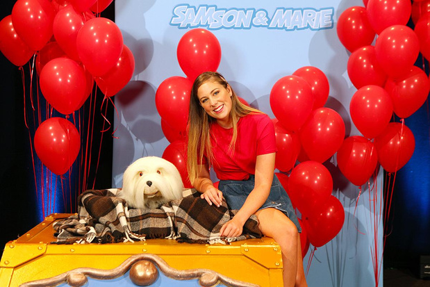 Samson & Marie zingen 'Grote rode luchtballon' én komen vanaf september op Ketnet