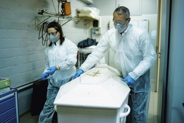 Taux de mortalité dû au coronavirus : la Belgique, le pays le plus touché