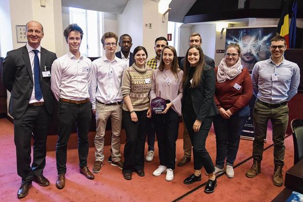 Comment des étudiants férus d'innovation contribuent à façonner l'avenir