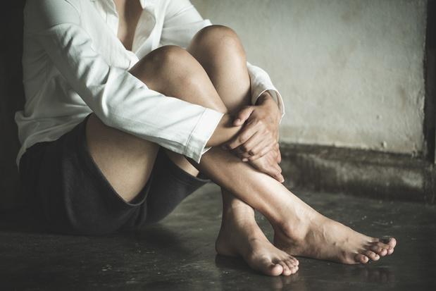 'Men schat dat 90 procent van de gepleegde seksuele misdrijven niet gerapporteerd wordt'