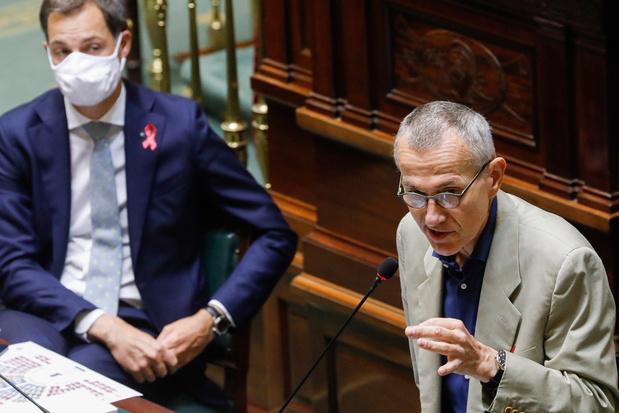 'Dit wordt niet de regering-De Croo, maar de regering-De Croo-Vandenbroucke'
