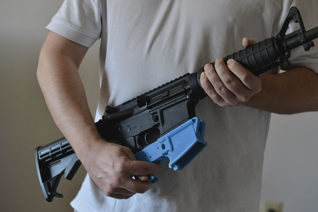Armes imprimées en 3D, danger ?