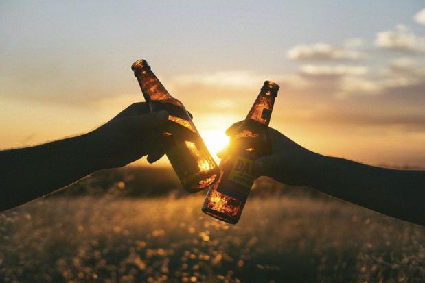 Accijnzen op bier met 15,7 procent teruggevallen