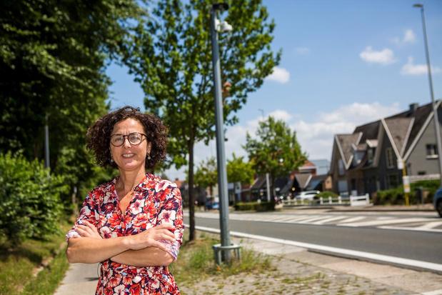 """Trajectcontrole langs de Maalse Steenweg zal allicht nooit werken"""