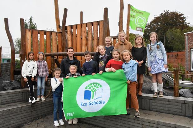 VBS Sint-Paulus krijgt internationale erkenning als eco-school