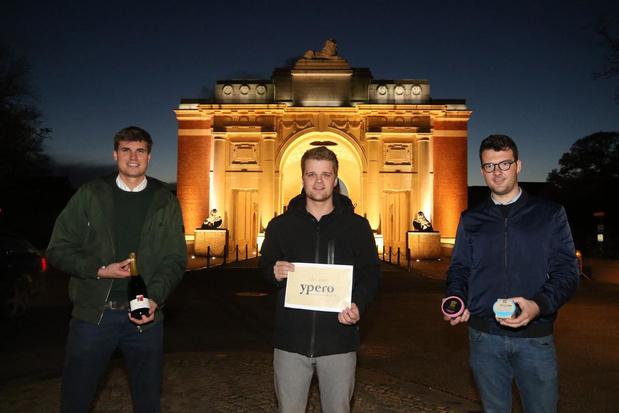 Jonge ondernemers bundelen streekproducten in Ypero-box