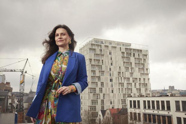 Architect Oana Bogdan: 'Ik ben bang 's nachts op straat, dat neem ik mee als ik een project ontwerp'
