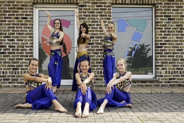 """Bij dansschool 5678 kunnen kinderen straks leren buikdansen: """"Moeilijker dan 'shaken' als Shakira"""""""