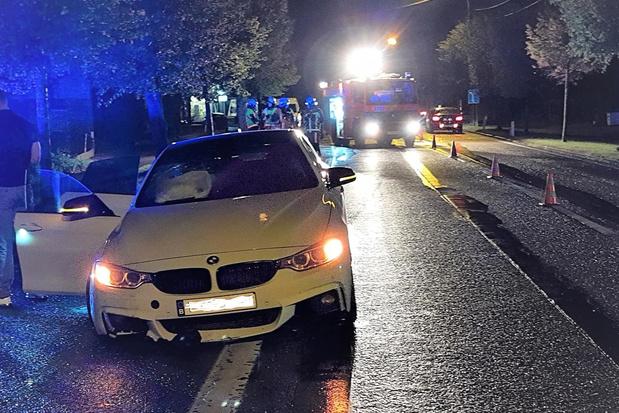 Drie wagens betrokken bij ongeval