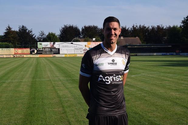 Arnold Vandenborre (SC Wielsbeke) wil afrekenen met zwarte beest RC Lauwe