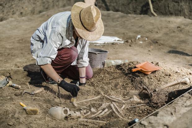 Vlaamse Archeologiedagen: fysieke en digitale activiteiten