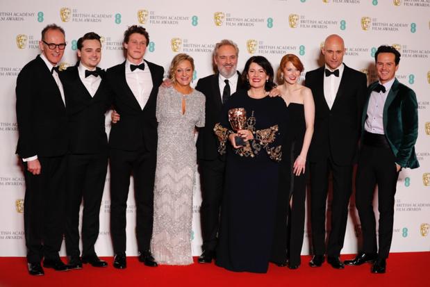 '1917' grote winnaar op Britse filmprijzen