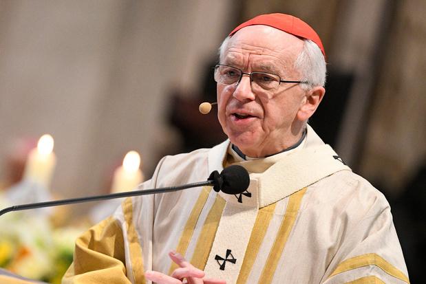 Kardinaal De Kesel vraagt 'dialoog en mededogen' voor hongerstakers