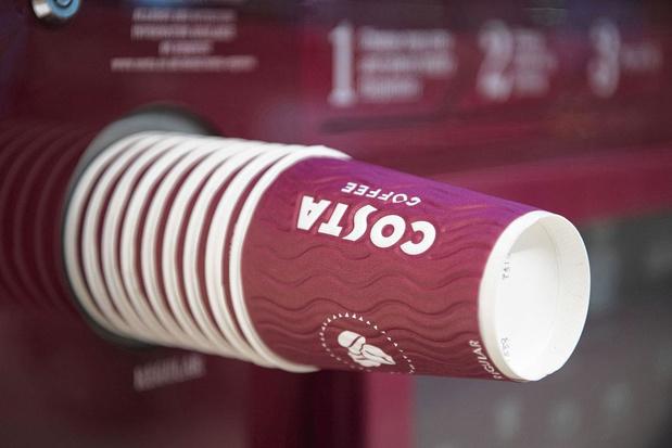 Costa Coffee débarque en Belgique
