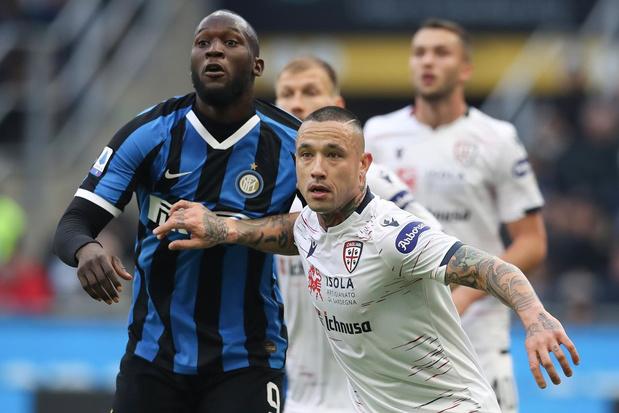 Lukaku moet in Coppa Italia weg naar eerste prijs bij Inter openhouden