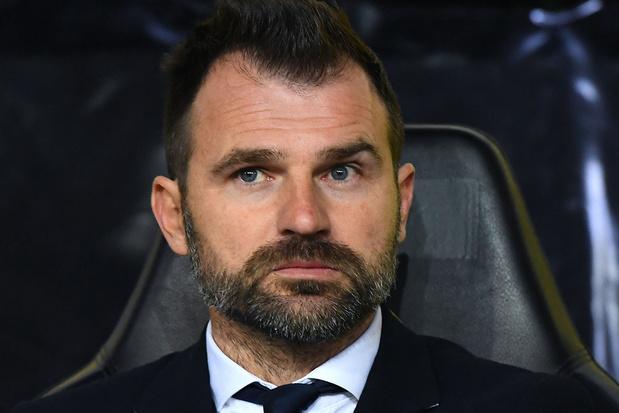 Ivan Leko gaat Antwerp coachen