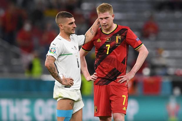 Rode Duivels botsen in kwartfinales op Italië
