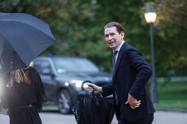 Autoriteiten starten onderzoek tegen Oostenrijkse kanselier Sebastian Kurz wegens corruptie