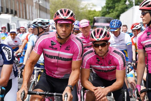 """Louis Talpe schittert in The Racer: """"West-Vlaanderen is wel nog altijd mijn heimat"""""""