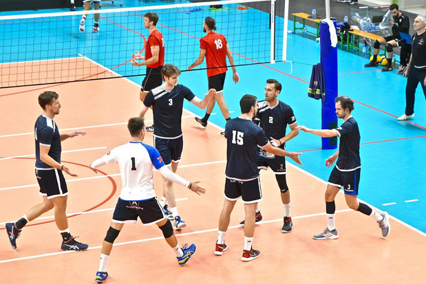 Knack Roeselare klopt Franse topclub Chaumont in oefenmatch