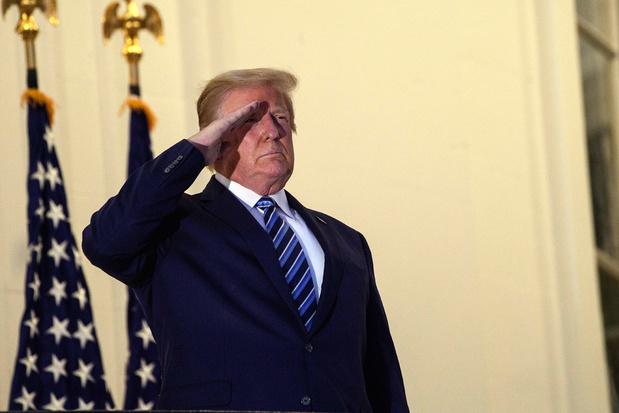 Trump wil Amerikaanse militairen in Afghanistan 'met de kerst thuis hebben'