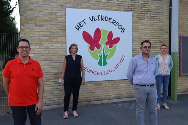 Oudercomité Het Vlinderbos houdt sponsortocht in Ooigem