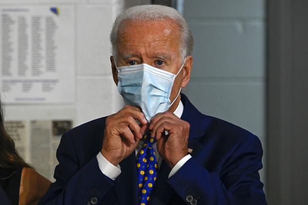 Democratische kandidaat Biden reist niet naar partijcongres in Milwaukee