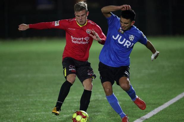 Aaron Dhondt tekent voor drie seizoenen extra bij Mandel United
