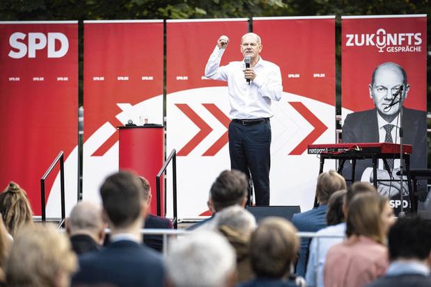 Allemagne: et si la continuité, c'était Olaf Scholz?