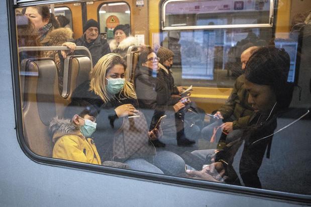 La Belgique en pré-stade 3 de l'épidémie