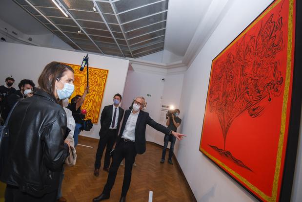 'Net als dokter is kunstenaar een essentieel beroep'