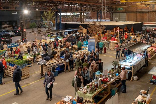 Lokaalmarkt Heule herstart zaterdag, omzet Stadsboerderij stijgt spectaculair