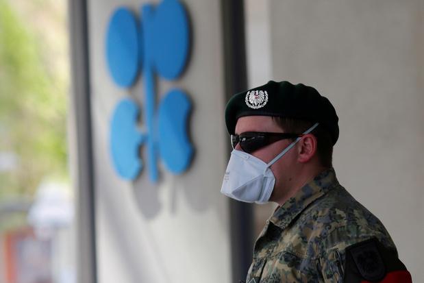 Olieproducerende landen zijn het eens over productiedaling