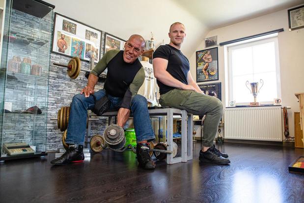 Gezocht: geschiedenis van Brugse bodybuilders
