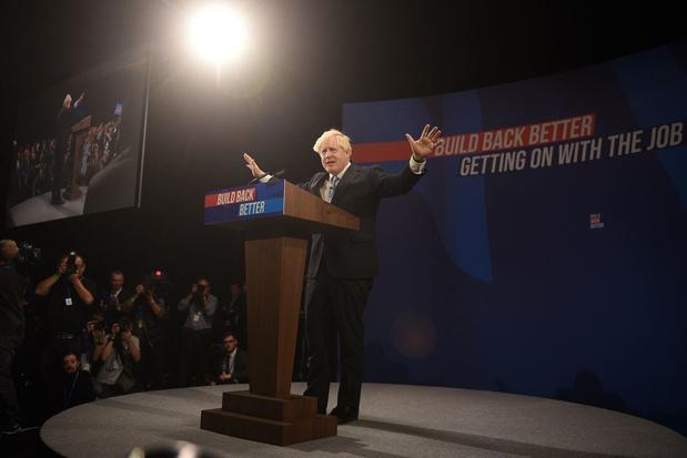 'Send in the clowns? In Engeland sturen ze de eerste minister'