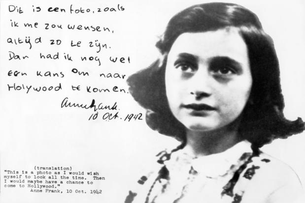 Manuscripten Anne Frank nu integraal online, maar niet in Nederland