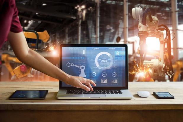 Industrie 4.0 is deel van de digitale strategie