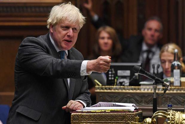 'Chaos in brexit-onderhandelingen? Het breken van regels is onderdeel van Boris Johnsons strategie'
