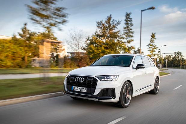 Audi Q7 TFSI e quattro is snelle en zuinige plug-in hybride