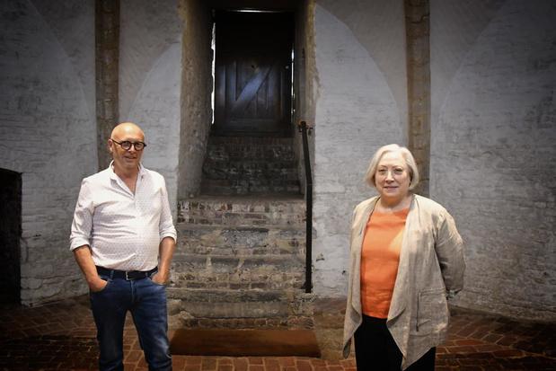 Kunstenaars hopen dat hun expo in Broeltorens kan doorgaan