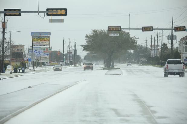 Ook de winters in de VS dreigen extreem te worden door klimaatverandering: studie