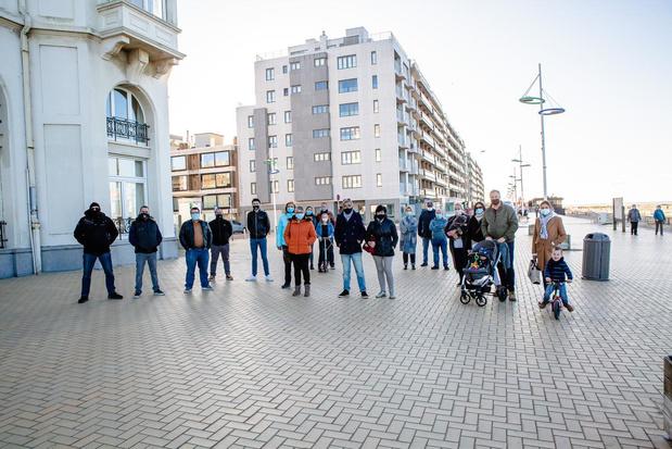 Onveiligheidsgevoel bij Zeebruggenaren is groot na zeven inbraken door vluchtelingen