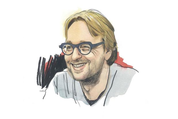 Auteur Bart Van Loo: 'Het verontrust me dat politiek zo'n spektakel is geworden'