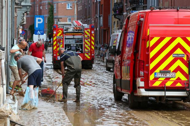Zware waterschade in Namen: burgemeester wijst naar slecht onderhouden reservebassins