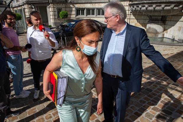 Jambon tikt Demir op de vingers in PFOS-dossier, maar 'haar positie staat niet ter discussie'