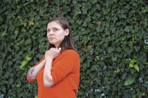 """Florence Mendez, humoriste bruxelloise: """"La maladie mentale a un impact physique"""""""