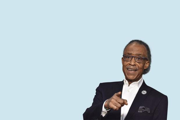 Le pasteur new-yorkais Al Sharpton, incontournable tribun (portrait)