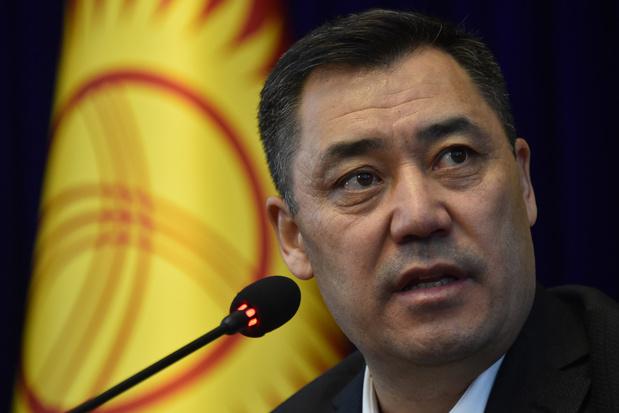Kirgizische president bekrachtigt benoeming van nieuwe premier