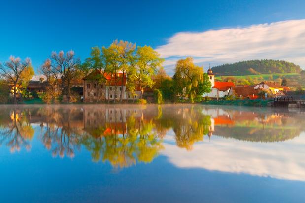 Nazomeren  in Tsjechië: zes tips