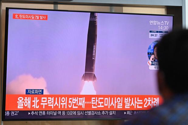 VS veroordelen raketlancering Noord-Korea, maar willen dialoog